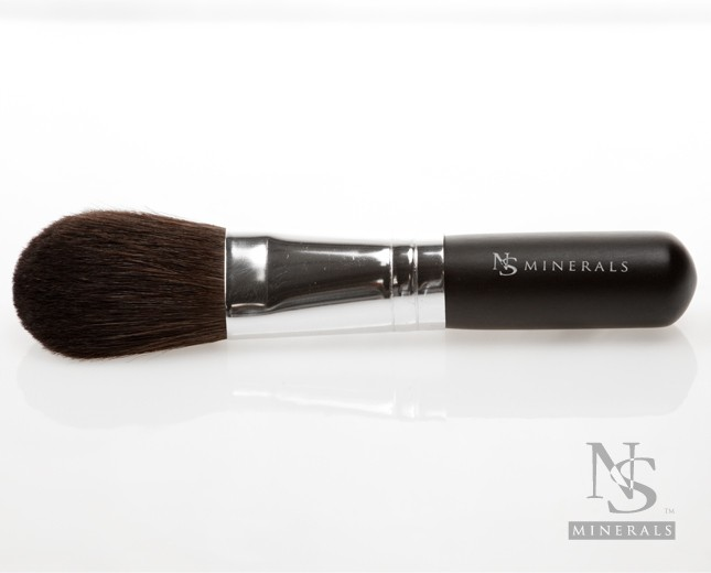 Soft Sable Hair blush brush