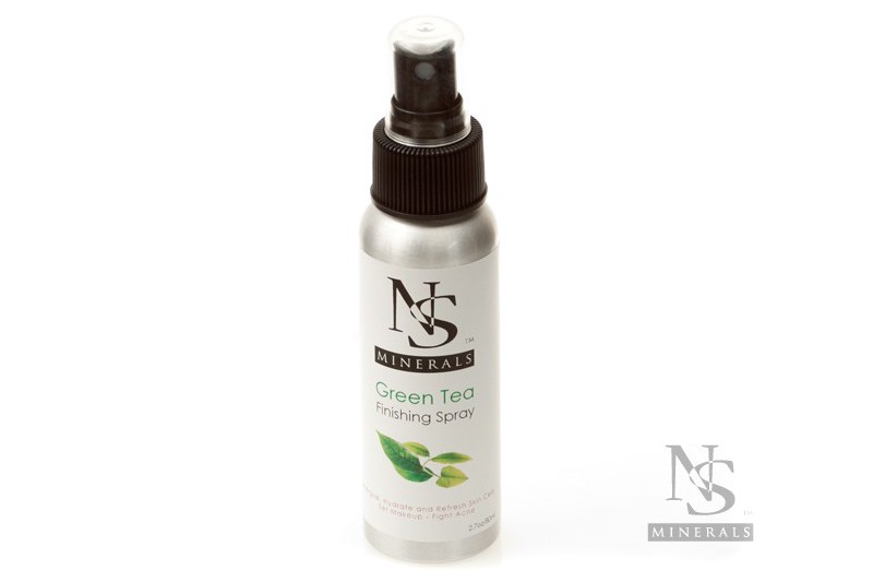 Green Tea Finishing Spray