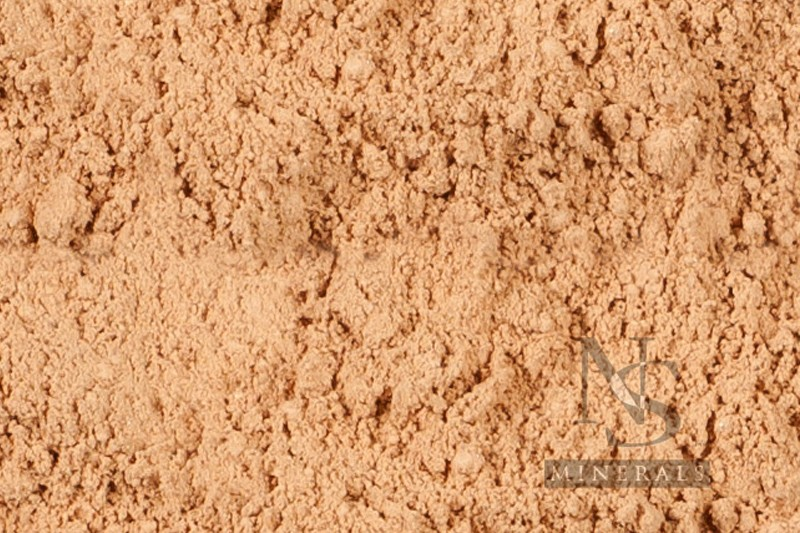 Sample Tawny Mineral Foundation